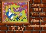 Алиса в Стране чудес: Собери картинку