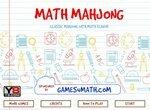 Математический маджонг: Соедини пары