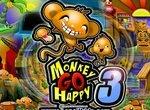 Счастливая веселая обезьянка 3