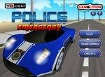 Полиция: Чрезвычайная ситуация в городе