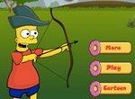 Симпсоны: Барт — лучник