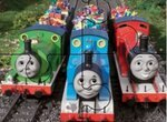 Томас и его друзья: Детский пазл