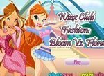 Модный клуб Винкс: Флора против Блум