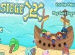 Пираты Карибского моря: Осада берега
