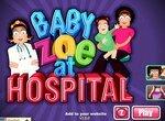 Больница: Малышка Зоя заболела