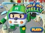 Робокар Поли: Хэлли спешит на помощь