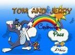 Набор раскрасок с Томом и Джерри