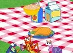 Пикник с Дашей