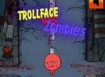 Троллфейс сражается против зомби