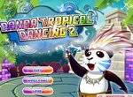 Тропический танец панды 2