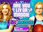 Тест Лив и Мэдди: На кого ты похожа