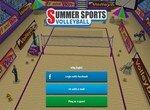 Летний вид спорта: Волейбол 3D