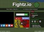 Fightz.io: Путь к вершине ио