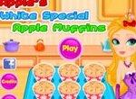 Яблочные маффины от Эппл Вайт