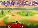 Гоночный автомобиль Виолетты
