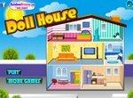 Строить дома: Обустройство кукольного домика