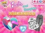 Наряди модницу Барби и ее дочь