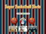 Тренировка супер бросков в баскетболе