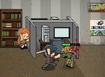 Зомби в офисе