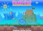 Суши кот 4: Поймай еду