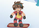 Бакуган: Дэн – сноубордист
