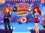 Рыженькие принцессы на Рок Концерте