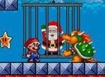 Санту спасет Супер Марио