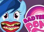 Чистим и лечим зубы Пони
