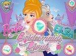 Барби и Эльза — соперницы на свадьбе Анны