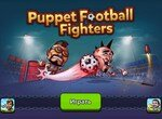Бойцы в кукольном футболе