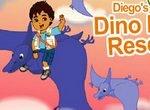 Диего: Полет на динозавре