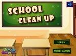Большая школьная уборка