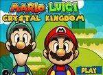 Путешествие Марио и Луиджи по королевству
