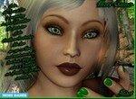 Красивый макияж лесного эльфа