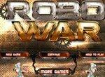 Стрелялка: Война Роботов