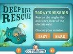 Октонавты спасают рыбок