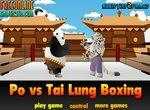 По против мастера Тай Лунга