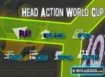 Футбольная битва за кубок мира
