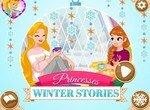 Зимние истории диснеевских принцесс