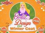 Шьем зимнее пальто для Барби