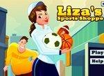 Магазин Лизы: Спортивный инвентарь