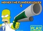 Гомер убивает семью Фландерсов 4