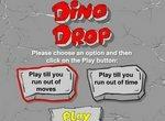 Собери яйца динозавра в ряд