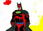 Разукрась Бэтмена