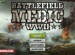 Военный врач на поле битвы