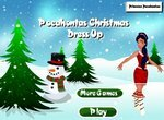 Рождественский костюм Покахонтас