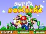 Супер Марио бомбермен на Денди