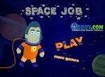 Бруно работает в космосе
