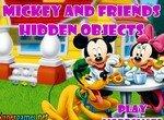 Ищем предметы вместе с Микки Маусом