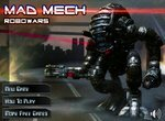 Безумный механик и боевой робот